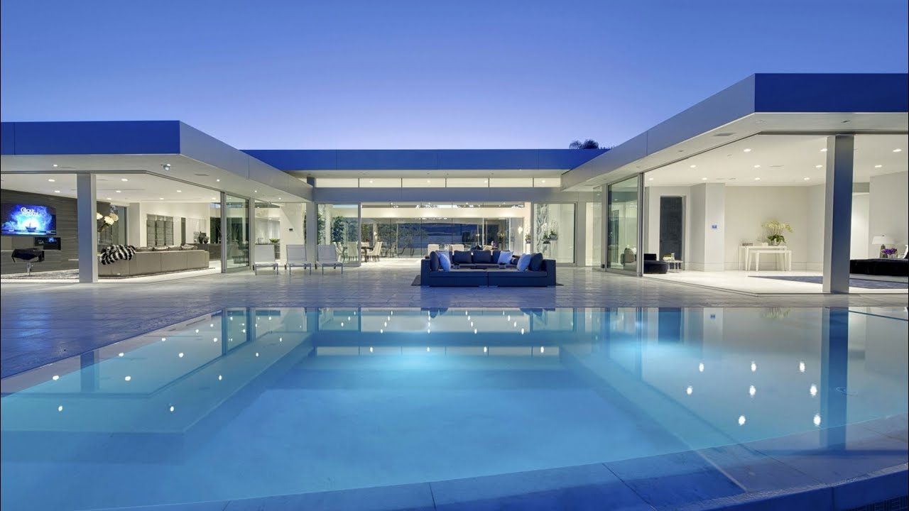 Stunning ultra modern contemporary luxxury residence in - Design my dream home online free ...