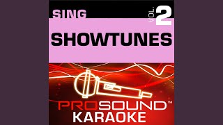Out Here On My Own (Karaoke Lead Vocal Demo) (In the Style of Irene Cara (Fame)