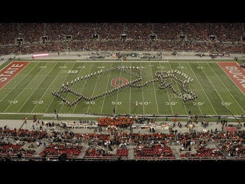 Mikey - VIDEO: Ohio State Band - One Giant Leap, 10/5/19