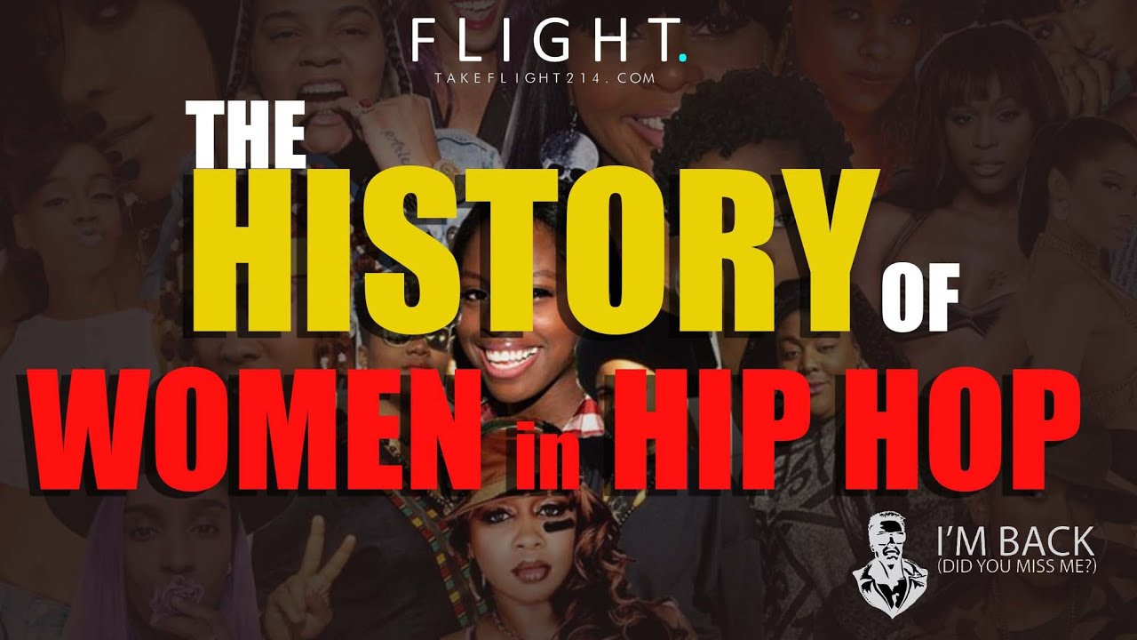 The History of Women in Hip Hop, Best Women Rappers of All Time.