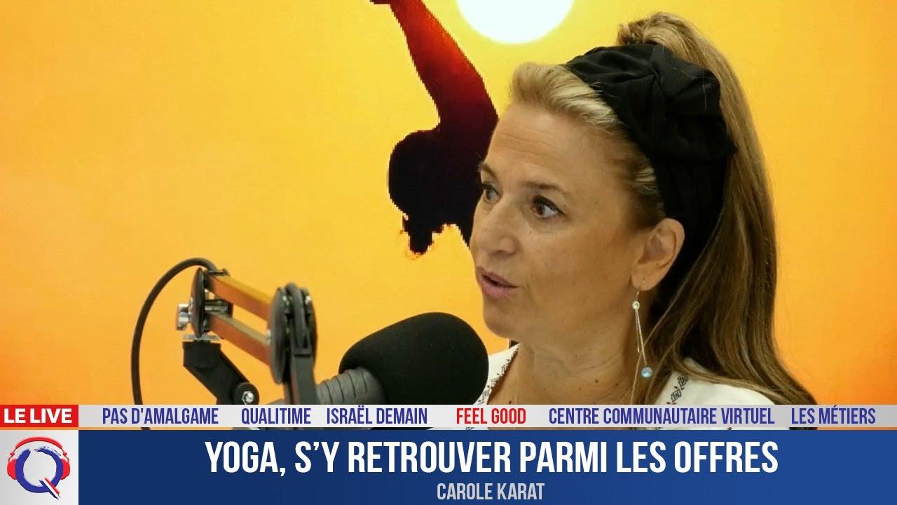 Yoga, s'y retrouver parmi les offres - Feelgood#84
