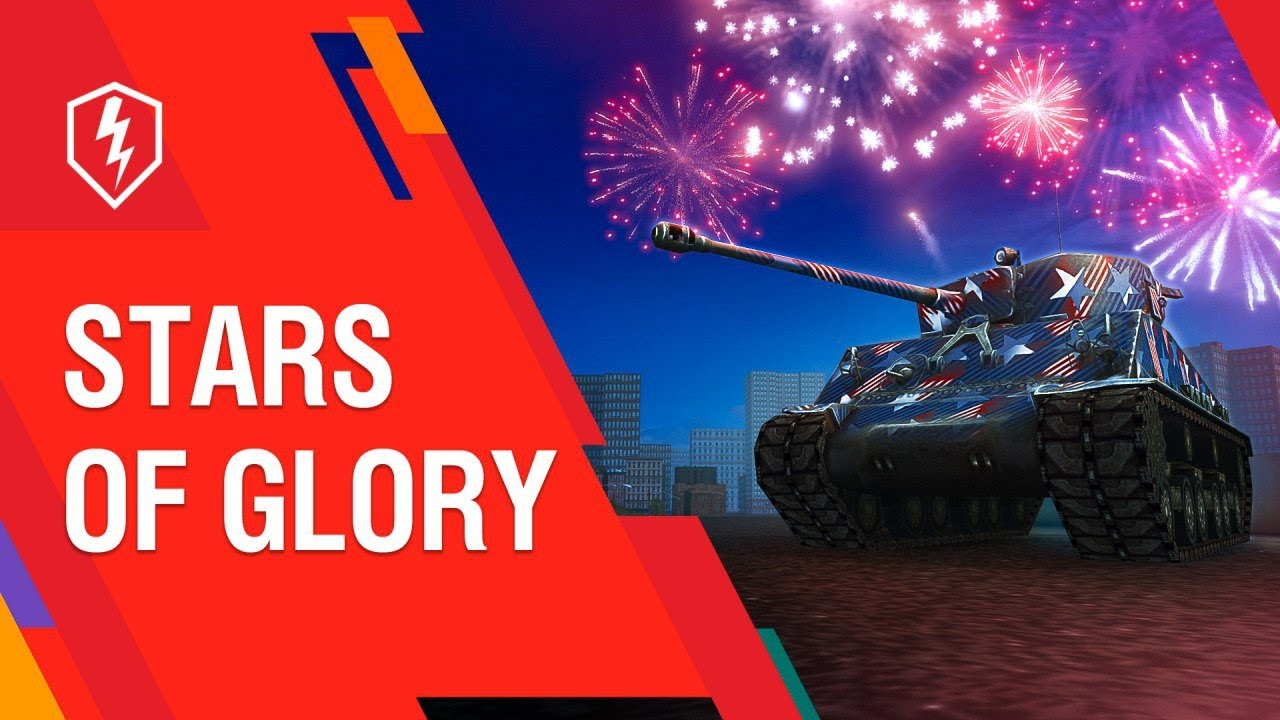 WoT Blitz. Stars of Glory