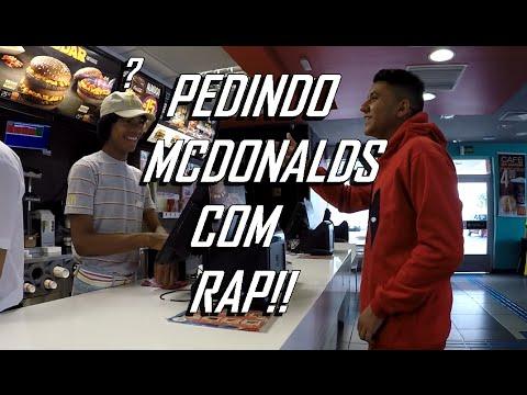 PEDINDO NO MCDONALD'S COM RAP thumbnail