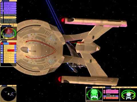 Star Trek Bridge Commander Working With Mods Youtube