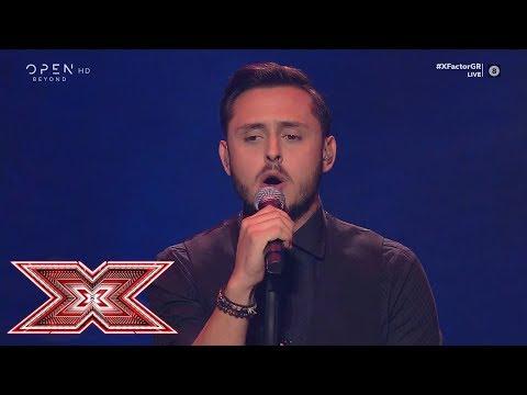 «Θες» από τον Γιάννη Γρόση | Live 2 | X Factor Greece 2019
