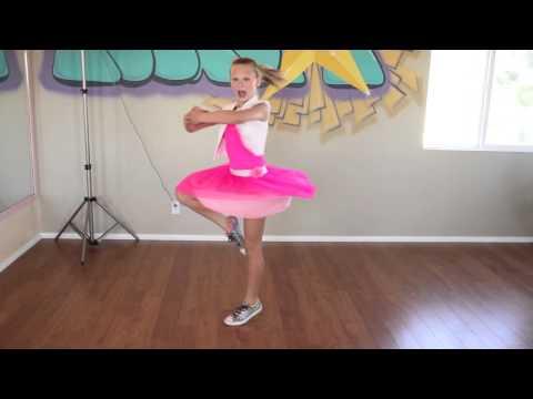 Rare video of Autumn Miller Age 12
