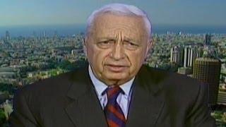 Israeli Prime Minister Ariel Sharon visits Temple Mount
