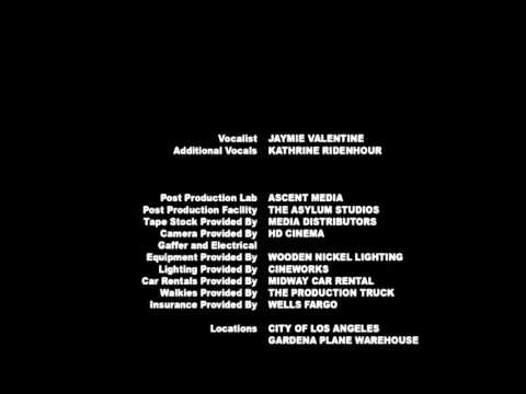 Mega Shark vs Giant Octopus End Credits.
