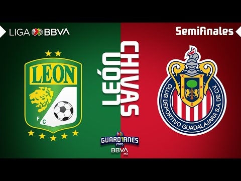 Resumen   León vs Chivas   Liga BBVA MX - Guardianes 2020 - Semifinales