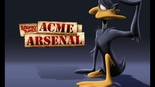 Xbox 360 Longplay [024] Looney Tunes Acme Arsenal (part 3 of 3) (Ru Text)