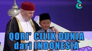 #ihsanramadhan Suaranya Bikin Merinding Qori' Cilik Internasional Dari Indonesia