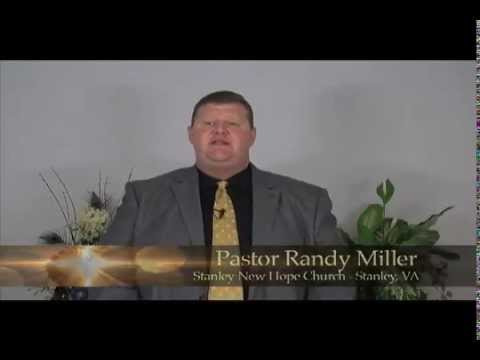 """Influence of a Godly Mother"" Pastor Randy Miller"