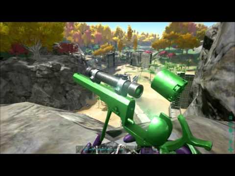Raiding Raptor Squad! Ark Survival Evolved PvP Raiding S2 Episode 8