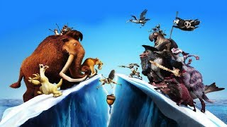Ice Age (2002) full movie Compilation - Animation Movies For Children - Disney Cartoon 2019