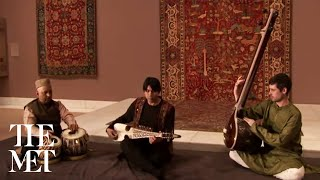 Afghani Rabab: Composition in Raag Desh