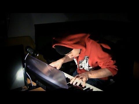 Eminem - Not Afraid (Piano Cover)