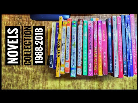 My Novel Collection 2018