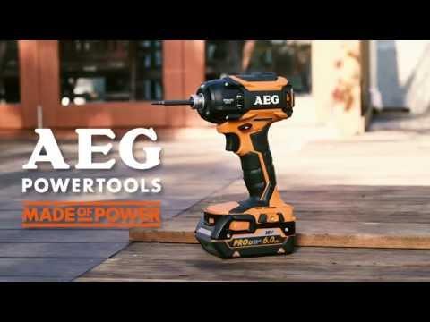 AEG 18V Brushless Oil Pulse Driver