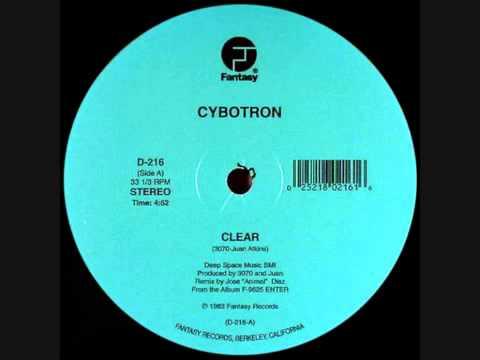 Cybotron  Clear
