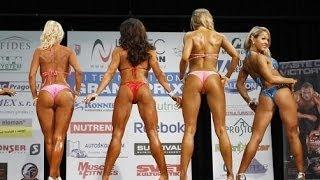 Final Bikini Fitness -  IFBB Competition 2013