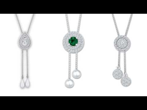 Bolo Necklace Collection at Kay Jewelers