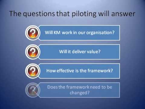 How to implement knowledge management in an organisation