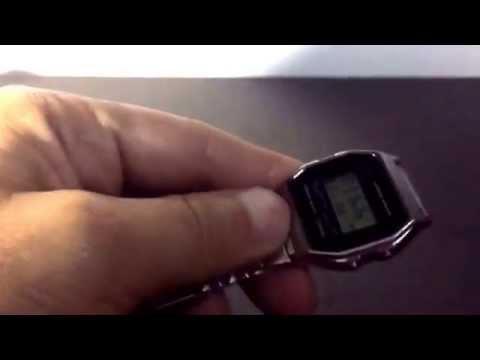 Tutorial come sapere se un orologio casio vintage e