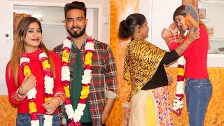 Fake Marriage Prank On Mom With Yash Choudhary | Rits Dhawan