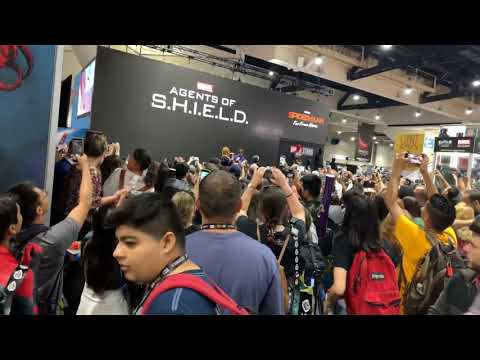 San Diego Comic Con 2019 - MARVEL Agents Of Shield Panel