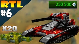 Tanki Online ROAD TO LEGEND #6 By LendaBR | Buying VOLTAGE kit