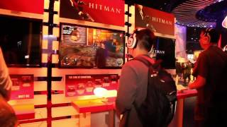 Hitman Absolution - Behind the Scenes at E3 2012