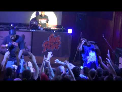 DAS EFX Live MOD St-Petersburg 16.06.12. Часть1