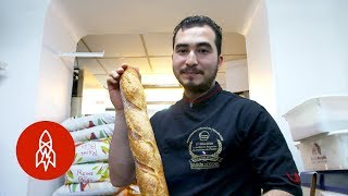 The Best Baguette in Paris