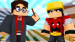 Minecraft: FIZEMOS O HARRY POTTER ! - BUILD BATTLE ‹‹ P3DRU ››