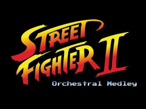 Street Fighter 2 (Orchestral Medley)