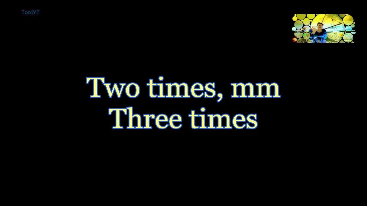 Songtext von Ann Lee - 2 Times Lyrics