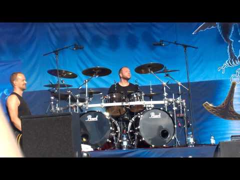 Amorphis - To Father's Cabin Live @ Tuska Open Air, Helsinki 27.6.2015