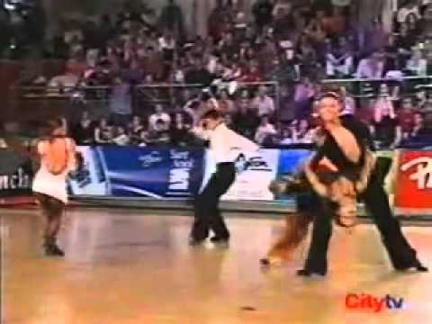 2005 World Junior Latin Championship