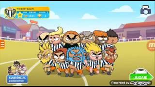 2 victorias y un gol de penalti!! En football maniacs