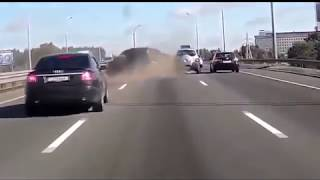 Traffic Accident Compilation Caught by Dash Camera