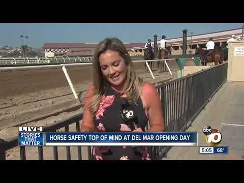 Del Mar Opens 2019 Horse Racing Season