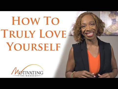 Lisa Nichols – How To Truly Love Yourself