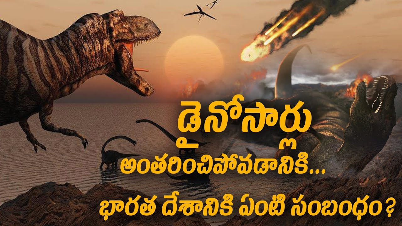 Reason Behind Extinction Of Dinosaurs Unknown Facts About
