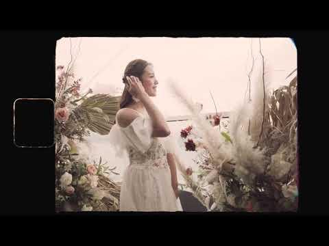 初戀映畫 X Je T'aime X VIVI Bride