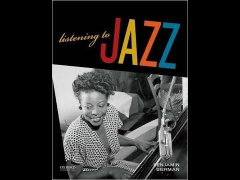 Ben Bierman - Listening to Jazz - John Jay Research Book Talk