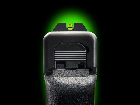 New Thinner Cap Sights Tcap From Ameriglo Youtube
