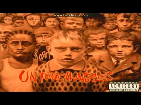 Korn   Untouchables Full Album