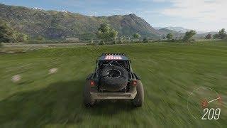 Forza Horizon 4 - 2014 Jeep Wrangler Unlimited DeBerti Design Gameplay [4K]