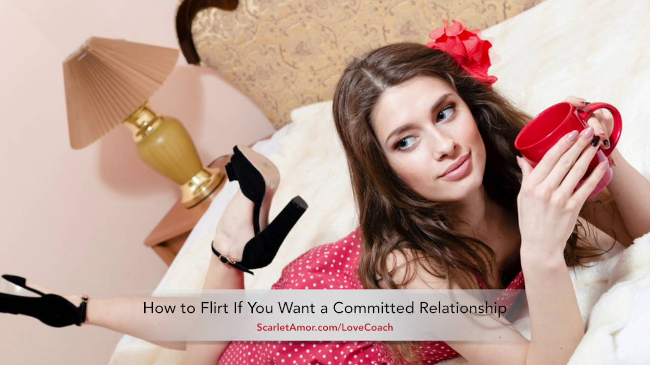 How to Flirt and Attract Men if You Desire a Committed