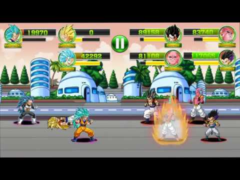 Legend Battle Dragon Saiyan -Team Game Play